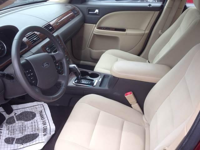 2008 Ford Taurus AWD SEL 4dr Sedan - Wichita KS