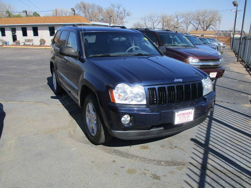 2006 Jeep Grand Cherokee Laredo 4dr SUV 4WD - Wichita KS