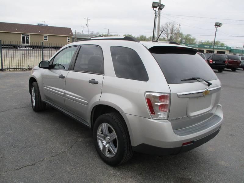 2008 Chevrolet Equinox LS 4dr SUV - Wichita KS