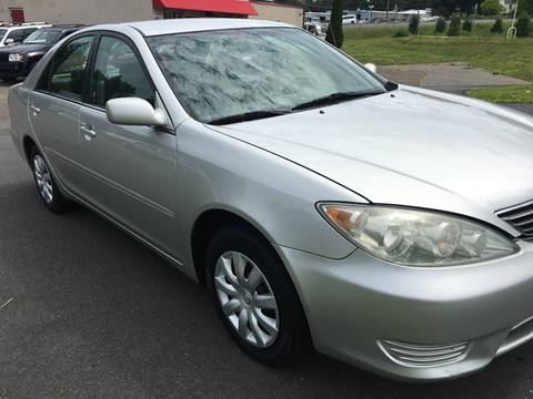 2005 Toyota Camry for sale in Vernon, CT