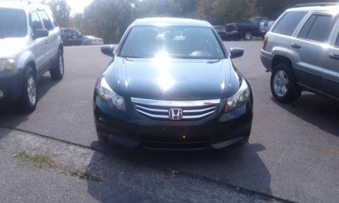 2012 Honda Accord for sale in Lebanon, VA