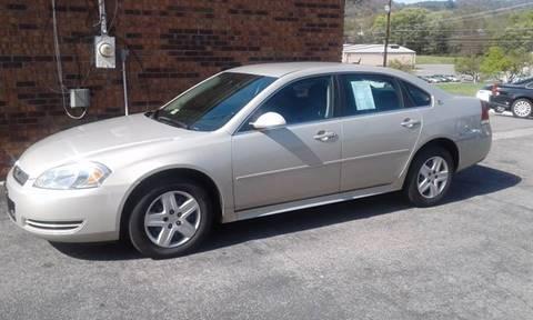 2009 Chevrolet Impala for sale in Lebanon, VA