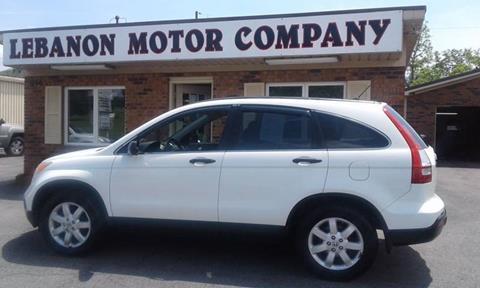 2008 Honda CR-V for sale in Lebanon, VA