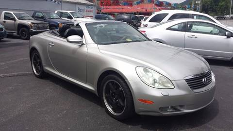2002 Lexus SC 430 for sale in Big Stone Gap, VA