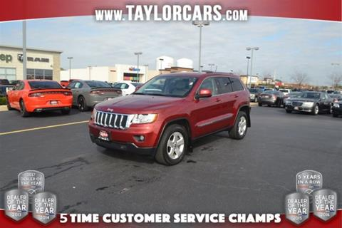 2012 Jeep Grand Cherokee for sale in Bradley, IL