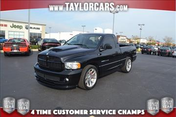 2004 Dodge Ram Pickup 1500 SRT-10 for sale in Bradley, IL