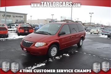 2007 Chrysler Town and Country for sale in Bradley, IL