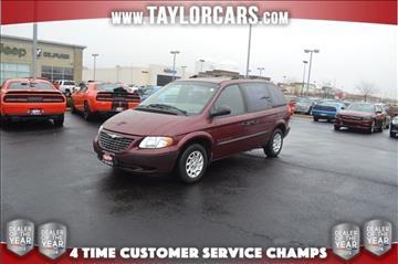 2001 Chrysler Voyager for sale in Bradley, IL