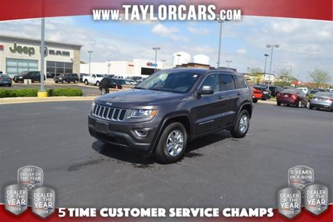 2015 Jeep Grand Cherokee for sale in Bradley, IL