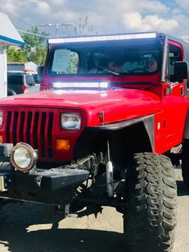 1991 Jeep Wrangler for sale in Denver, CO
