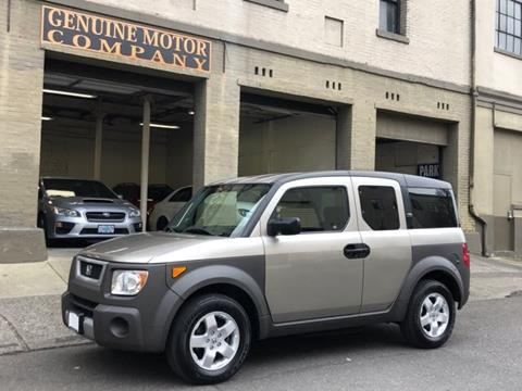 2003 Honda Element for sale in Portland, OR