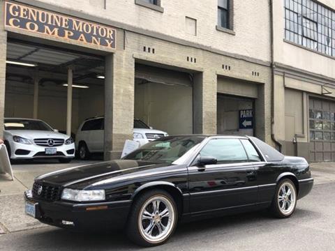 Cadillac Of Portland >> 2002 Cadillac Eldorado For Sale In Portland Or