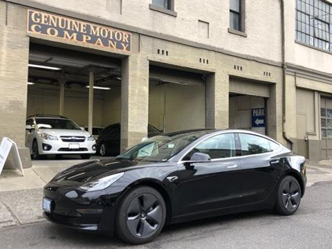 2018 Tesla Model 3 for sale in Portland, OR