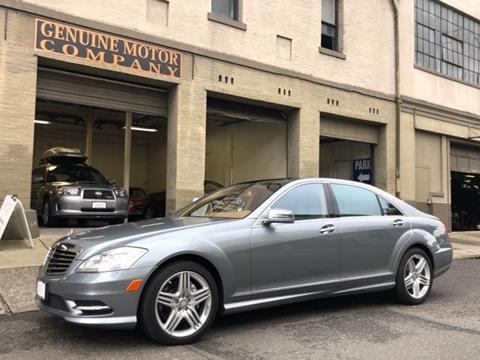 Mercedes Of Portland >> 2013 Mercedes Benz S Class For Sale In Portland Or