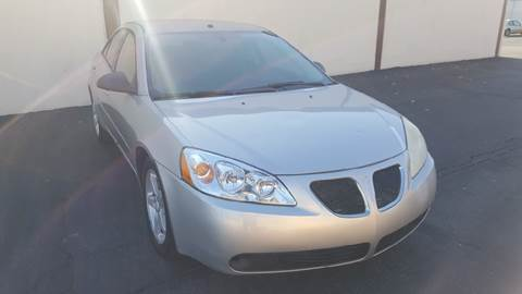 2007 Pontiac G6 for sale at Carpower Trading Inc. in Anaheim CA