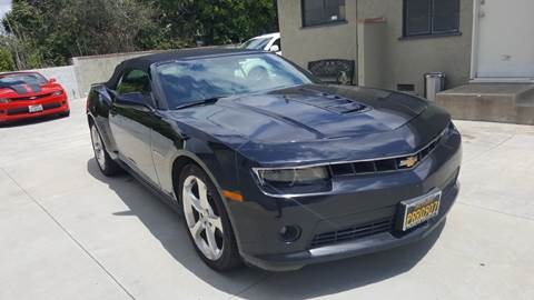 2015 Chevrolet Camaro for sale at Carpower Trading Inc. in Anaheim CA