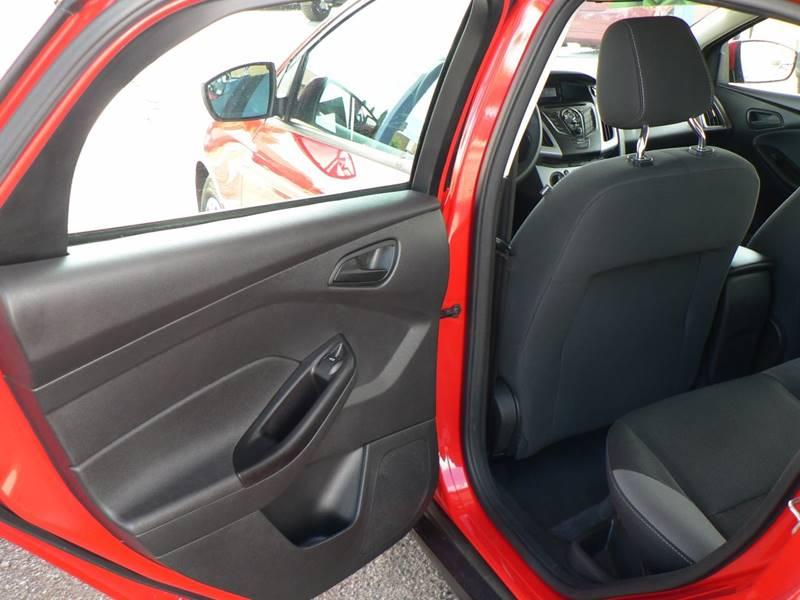 2012 Ford Focus SE 4dr Hatchback - Prescott Valley AZ
