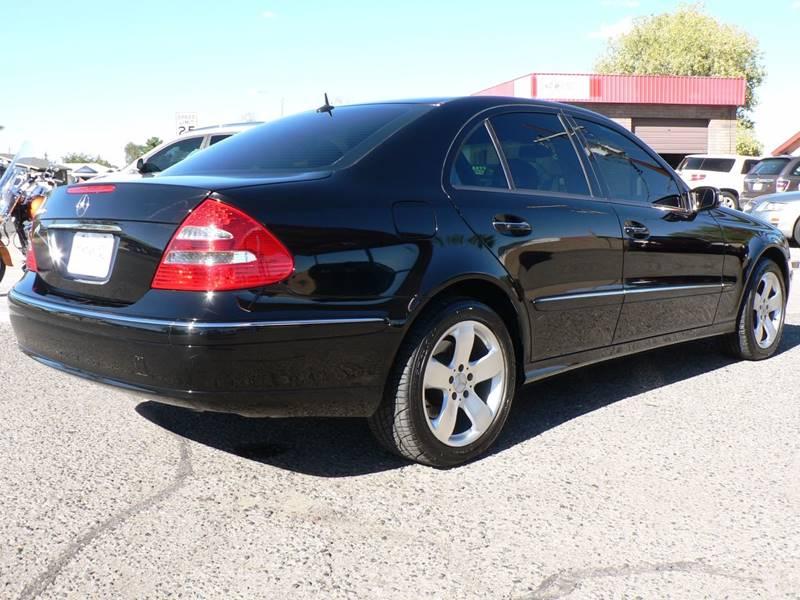 2003 Mercedes-Benz E-Class E 500 4dr Sedan - Prescott Valley AZ