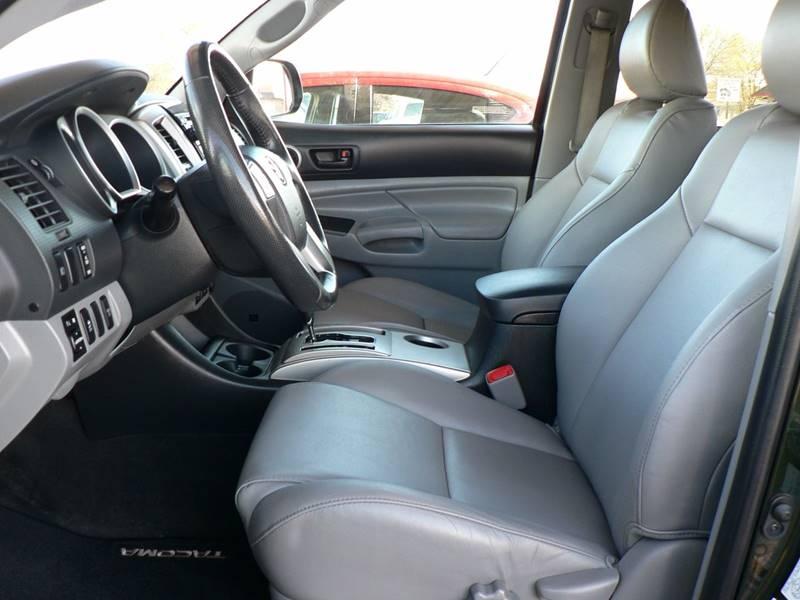 2013 Toyota Tacoma 4x4 V6 4dr Double Cab 6.1 ft LB 5A - Prescott Valley AZ