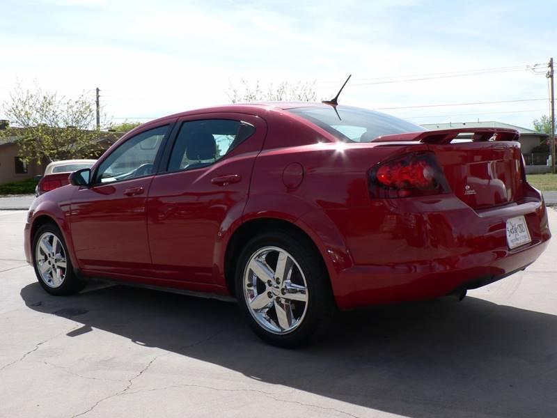 2012 Dodge Avenger SXT Plus 4dr Sedan - Prescott Valley AZ