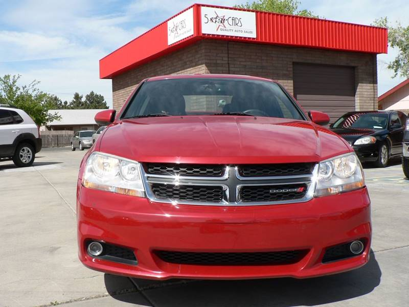 2012 Dodge Avenger SXT Plus 4dr Sedan - Prescott Valley AZ