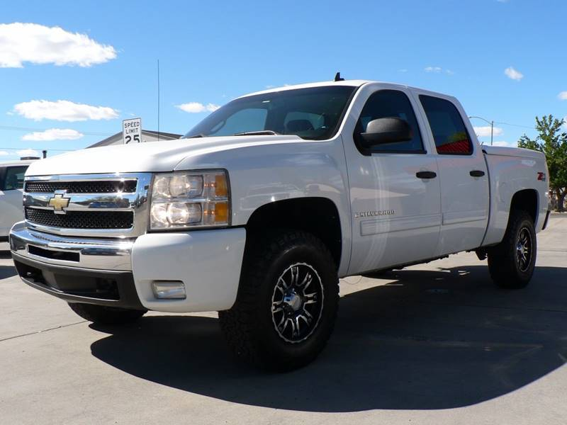 2009 Chevrolet Silverado 1500 4x4 LT 4dr Crew Cab 5.8 ft. SB - Prescott Valley AZ