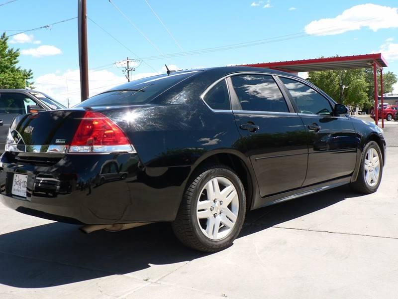 2010 Chevrolet Impala LT 4dr Sedan - Prescott Valley AZ