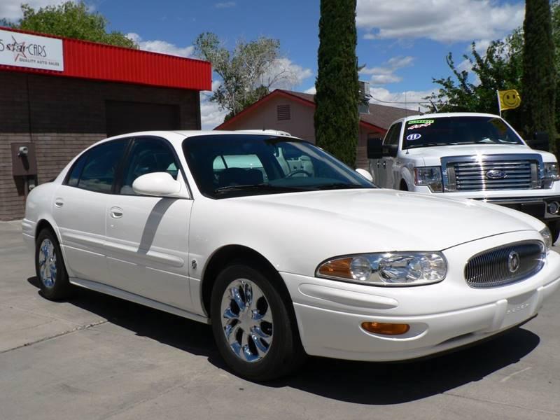 2003 Buick LeSabre Custom 4dr Sedan - Prescott Valley AZ