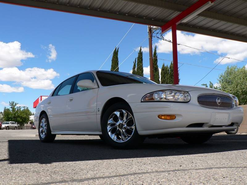 2003 Buick LeSabre Custom 4dr Sedan - Prescott Valley AZ