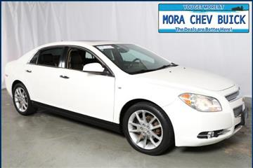 2008 Chevrolet Malibu for sale in Mora, MN