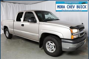 2004 Chevrolet Silverado 1500 for sale in Mora, MN