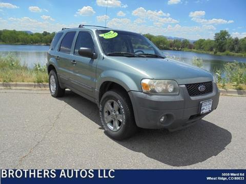 2005 Ford Escape for sale in Wheat Ridge, CO