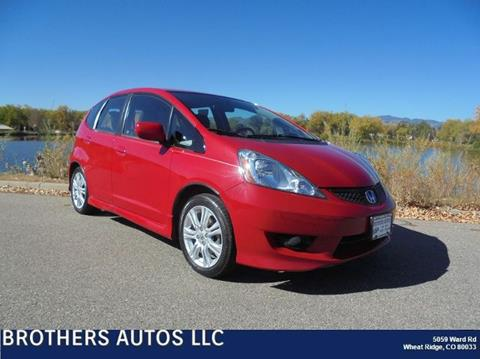 2011 Honda Fit for sale in Wheat Ridge, CO