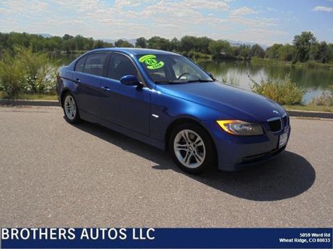 2008 BMW 3 Series for sale in Wheat Ridge CO