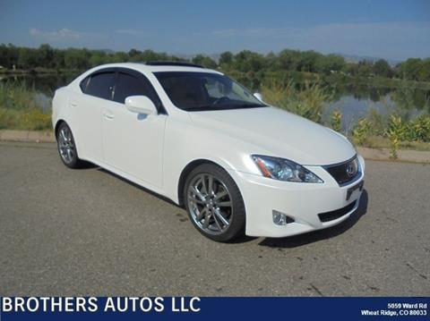 2008 Lexus IS 250 for sale in Wheat Ridge, CO