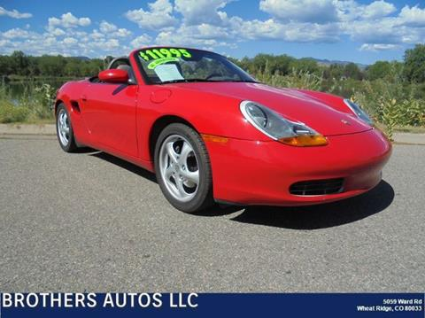 1999 Porsche Boxster for sale in Wheat Ridge, CO