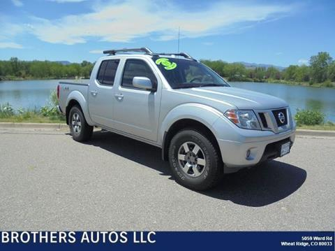 2011 Nissan Frontier for sale in Wheat Ridge CO