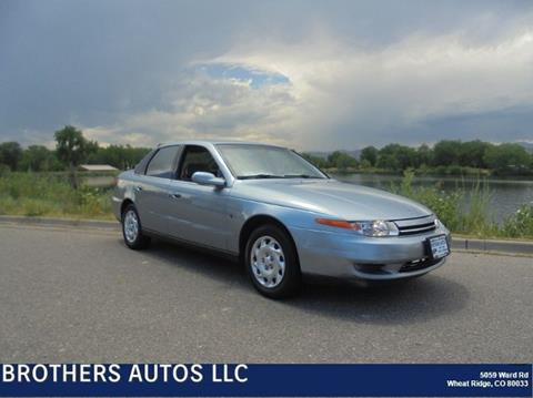 2001 Saturn L-Series for sale in Wheat Ridge CO