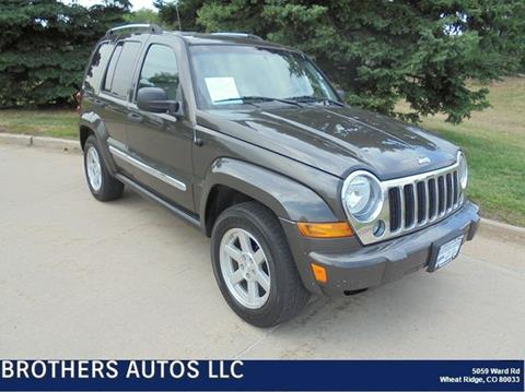 2006 Jeep Liberty for sale in Wheat Ridge, CO