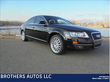 2007 Audi A6 for sale in Wheat Ridge, CO