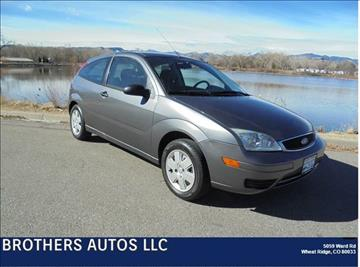 2006 Ford Focus for sale in Wheat Ridge, CO