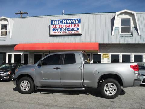 2009 Toyota Tundra for sale in Smyrna, GA