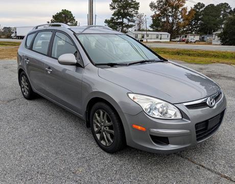 2012 Hyundai Elantra Touring for sale in Suffolk, VA