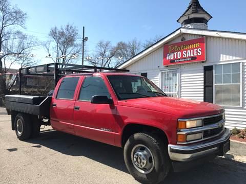 2000 Chevrolet C/K 3500 Series for sale in Grandview, MO