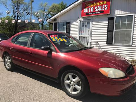 2000 Ford Taurus for sale in Grandview, MO