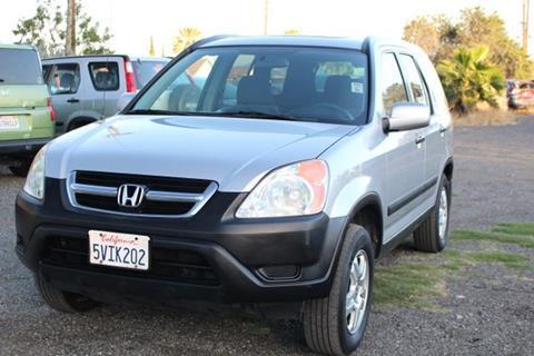 2002 Honda CR-V for sale in Van Nuys, CA