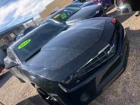 2013 Chevrolet Camaro for sale in Deming, NM