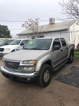 2006 GMC Canyon for sale in Deming, NM