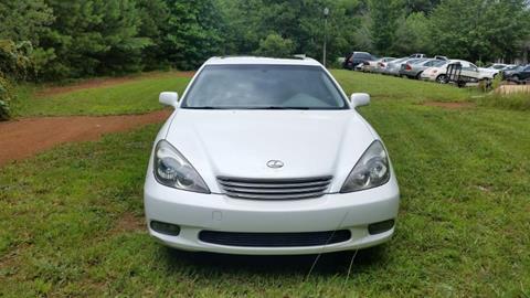 2002 Lexus ES 300 for sale in Woodstock, GA