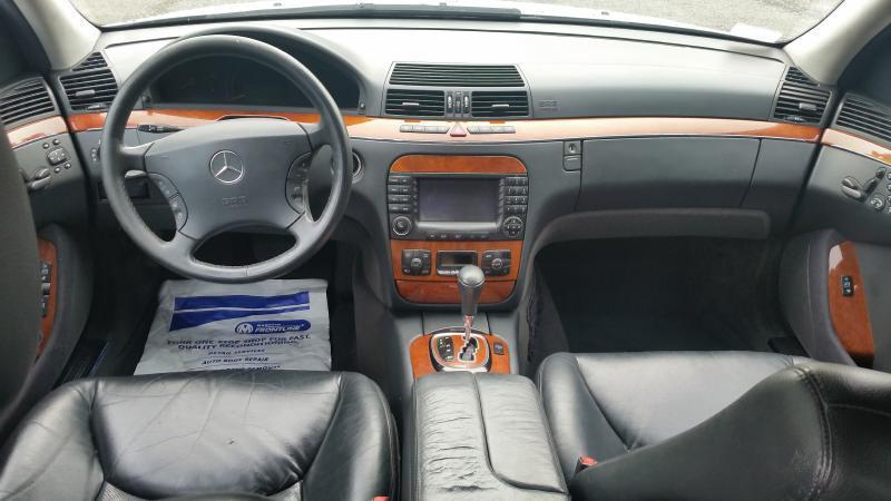 2004 Mercedes-Benz S-Class S430 4MATIC AWD 4dr Sedan - Woodstock GA